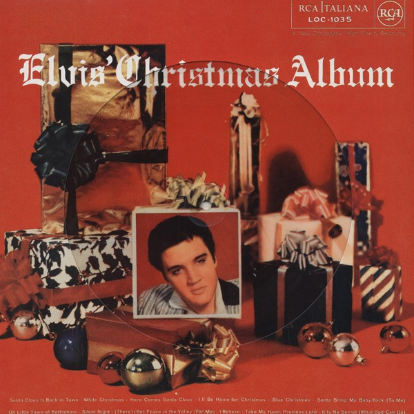 Elvis Presley Elvis Christmas Album.Elvis Presley S Elvis Christmas Album Reviewed Rock