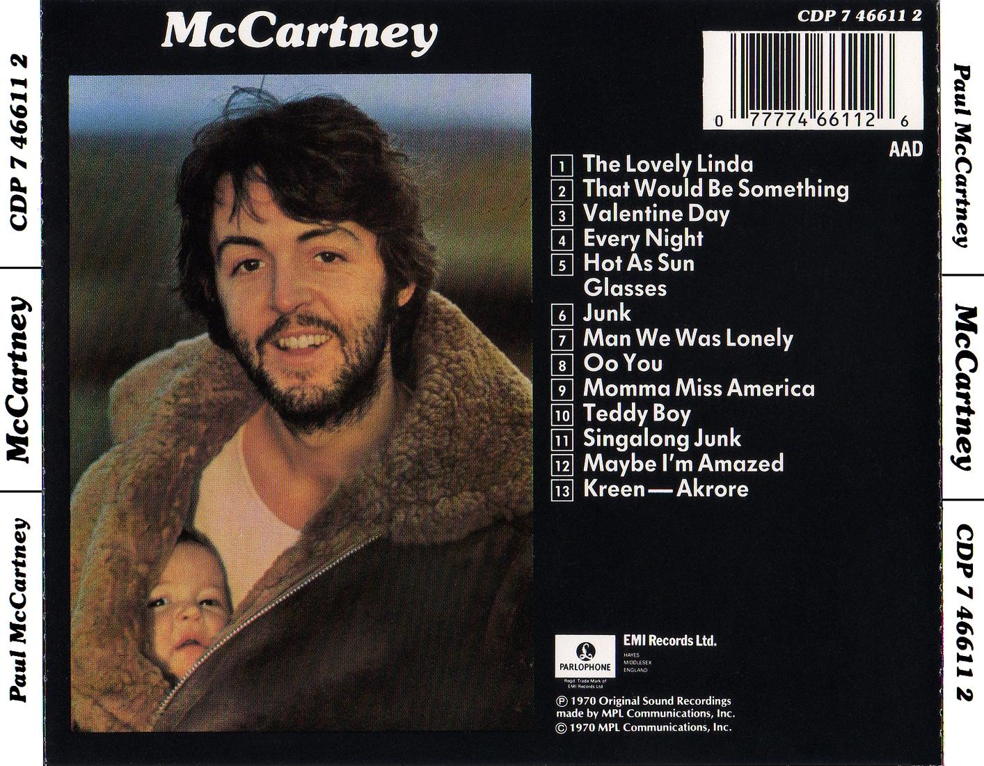 Paul McCartney's