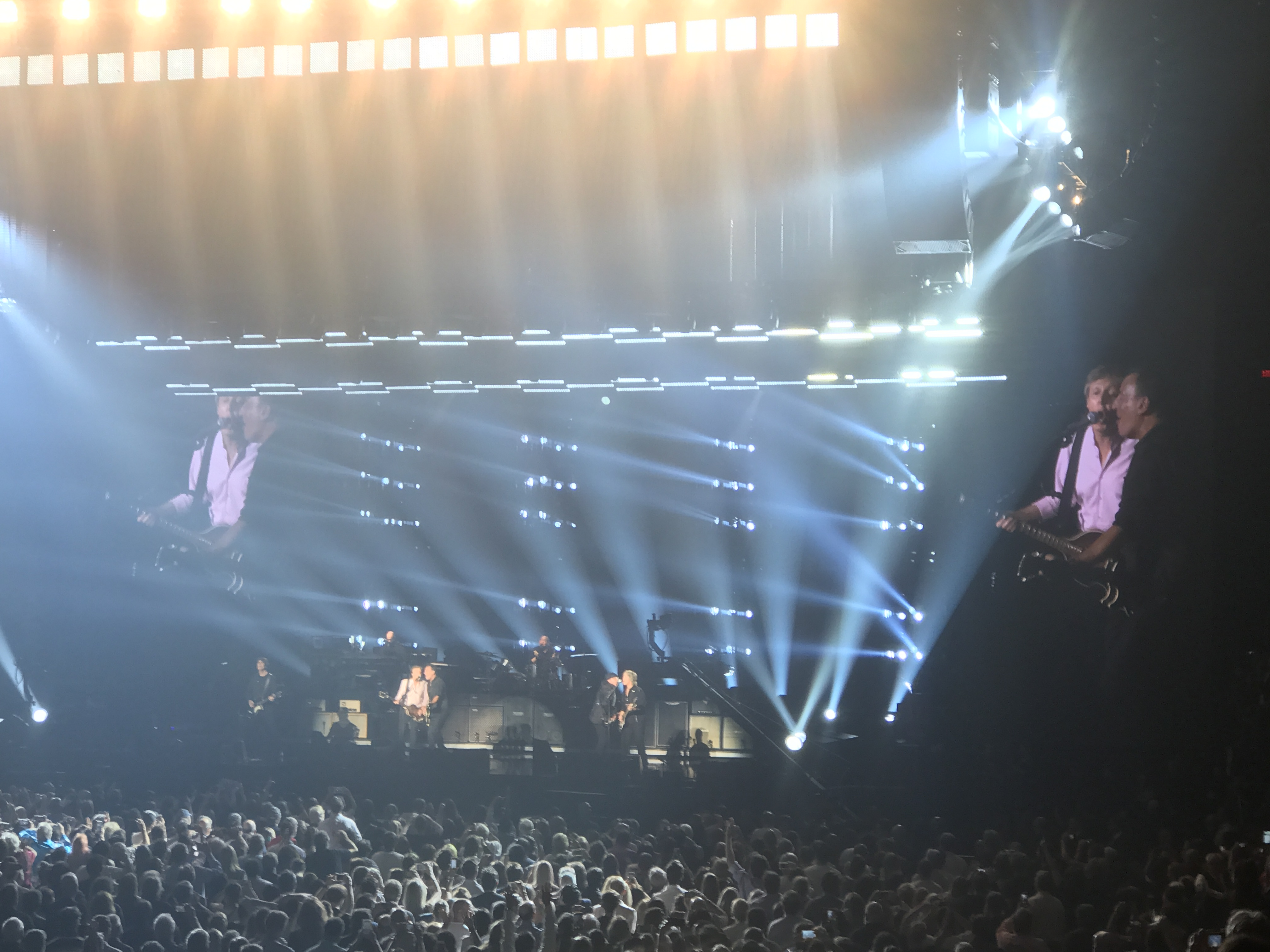 Paul Mccartney At Madison Square Garden Friday September 15th 2017 Reviewed Rock Nyc Get