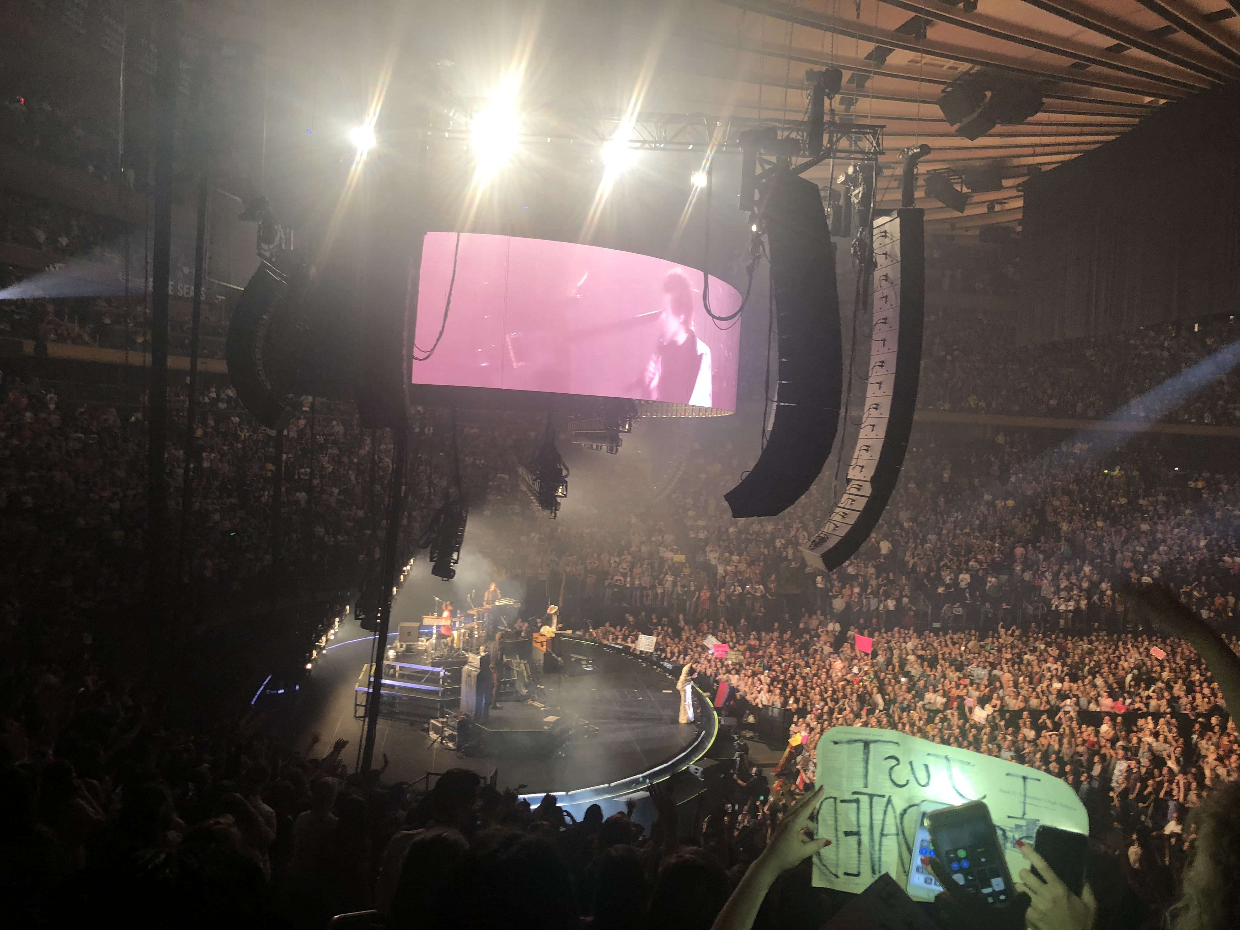 Harry Styles At Madison Square Garden, Thursday, June 21st, Reviewed | Rock  Nyc | Get Your Mind Right