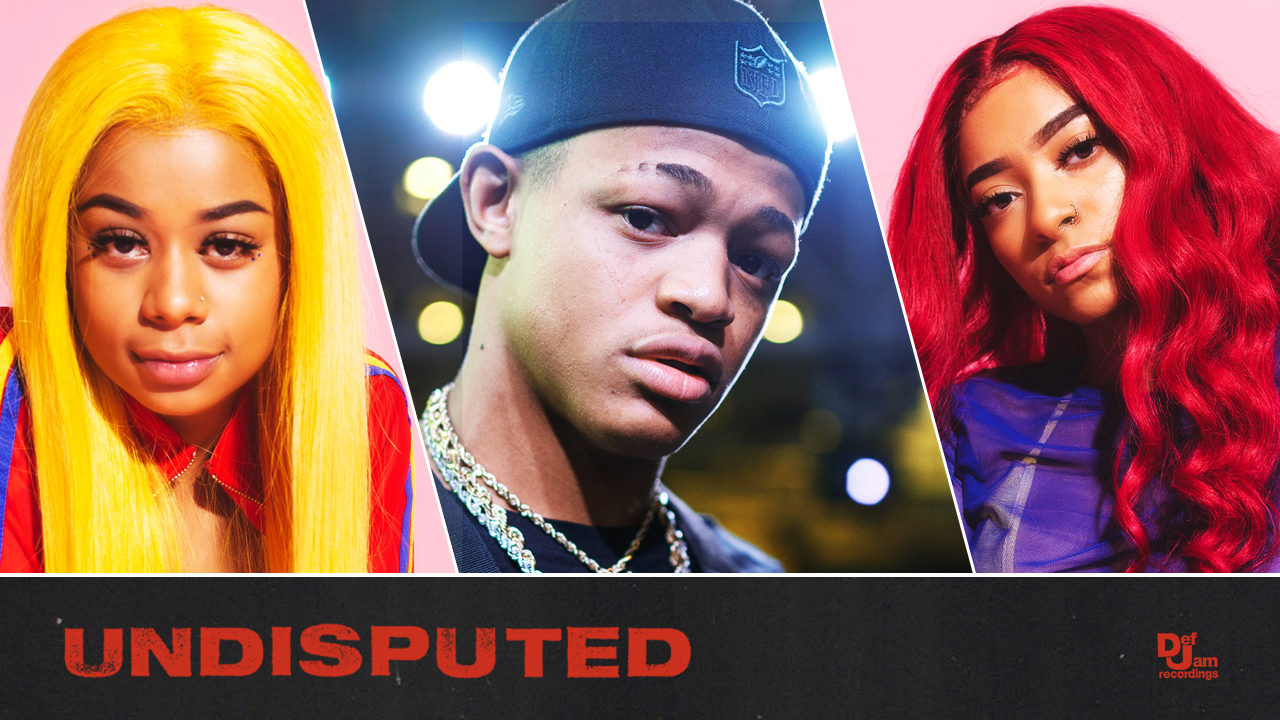 "YK OSIRIS STARS IN UNDISPUTED EPISODE 4 AS ""WORTH IT"" CLIMBS"