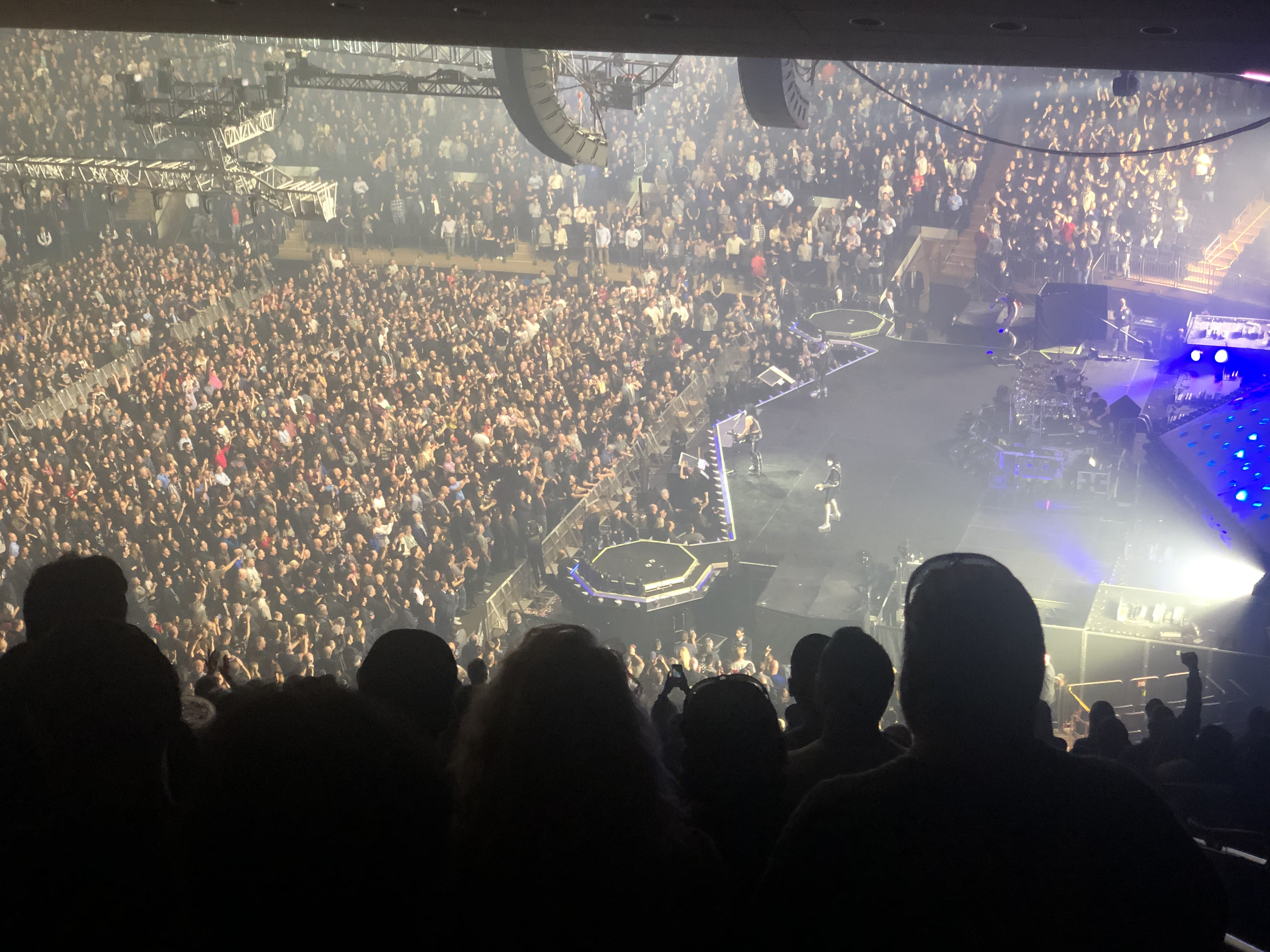 Kiss S End Of The Road Tour At Madison Square Garden Wednesday
