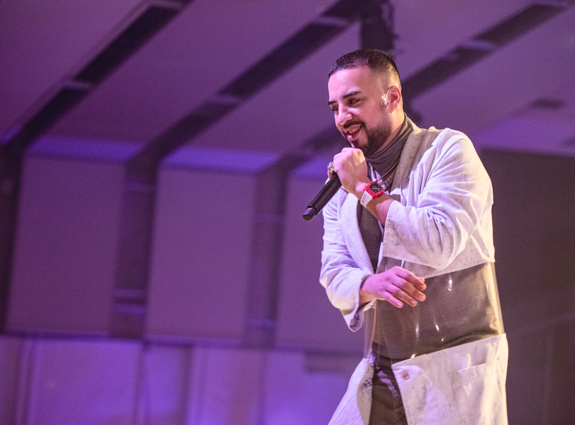 FRENCH MONTANA Releases New Song