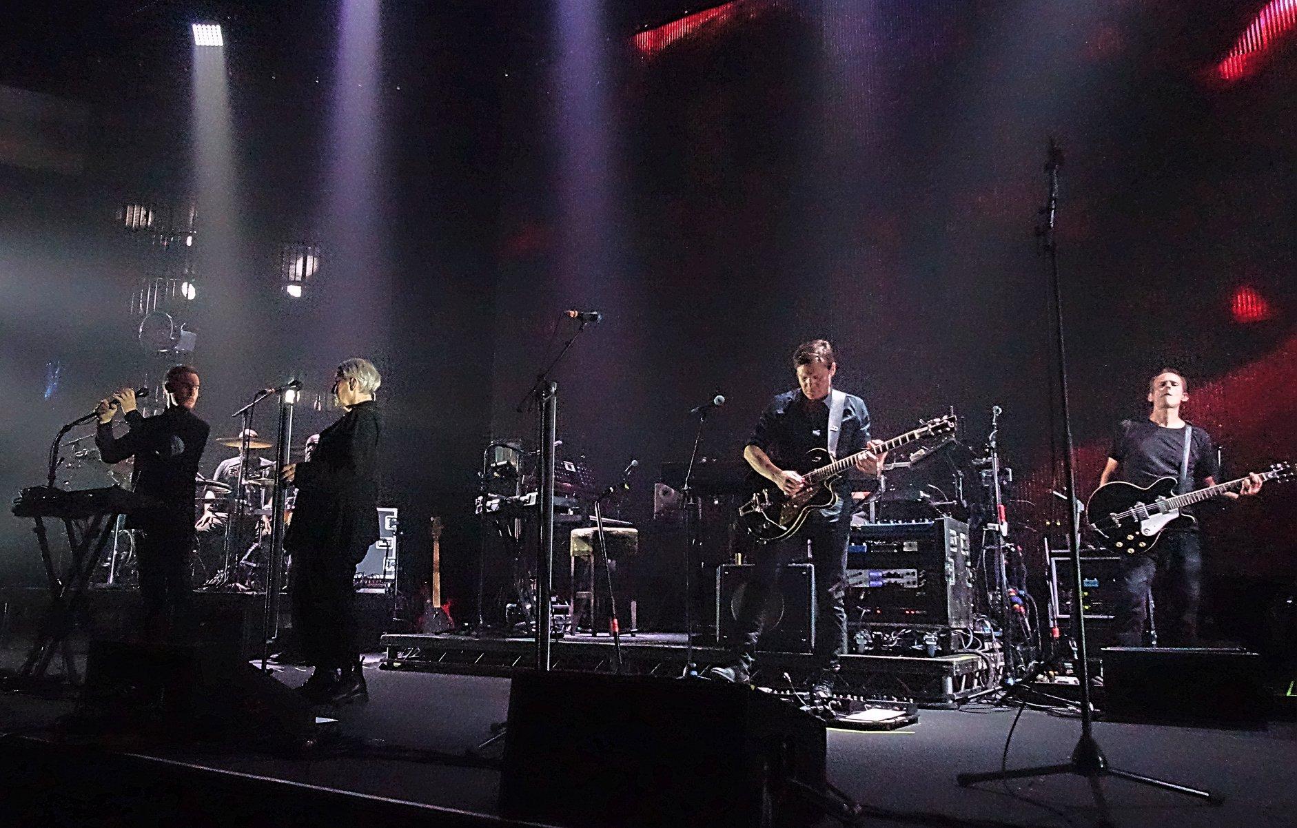 Massive Attack at the Hollywood Palladium