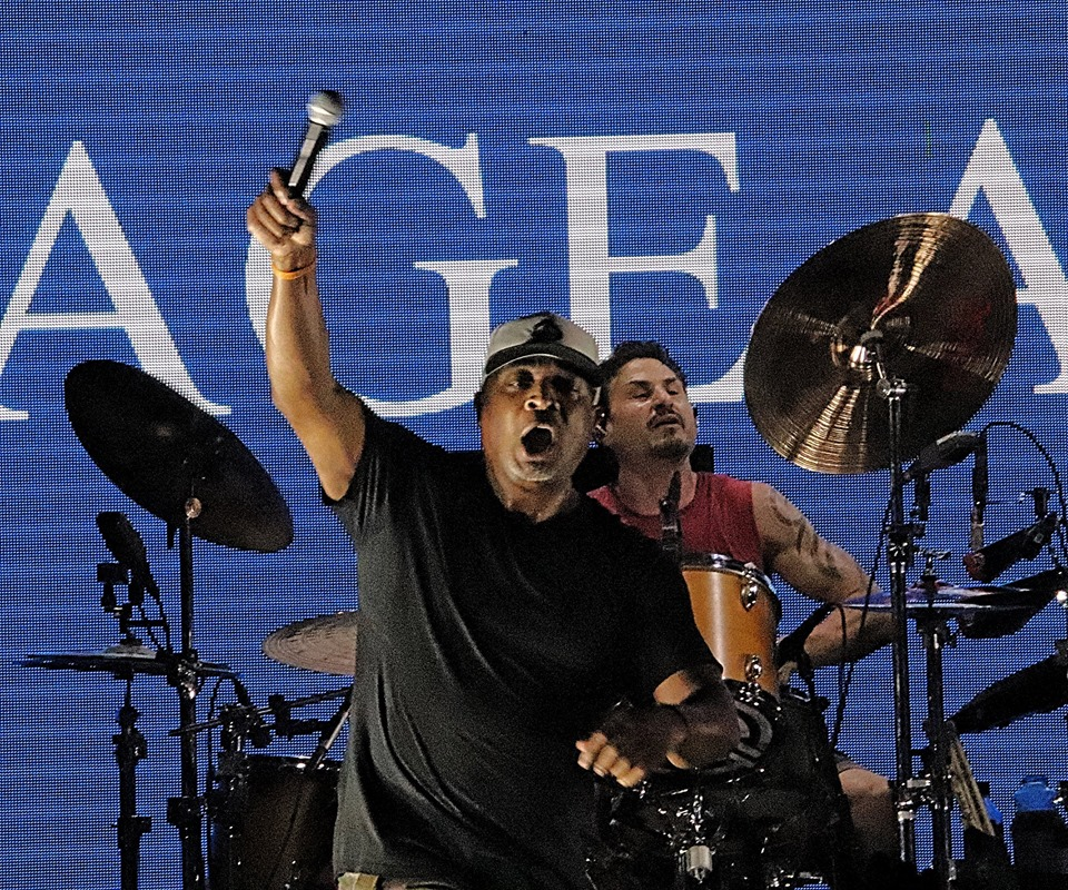 Prophets of Rage at the Mayan