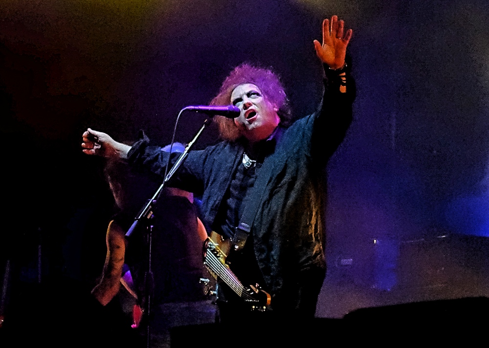 The Cure at Pasadena Daydream festival