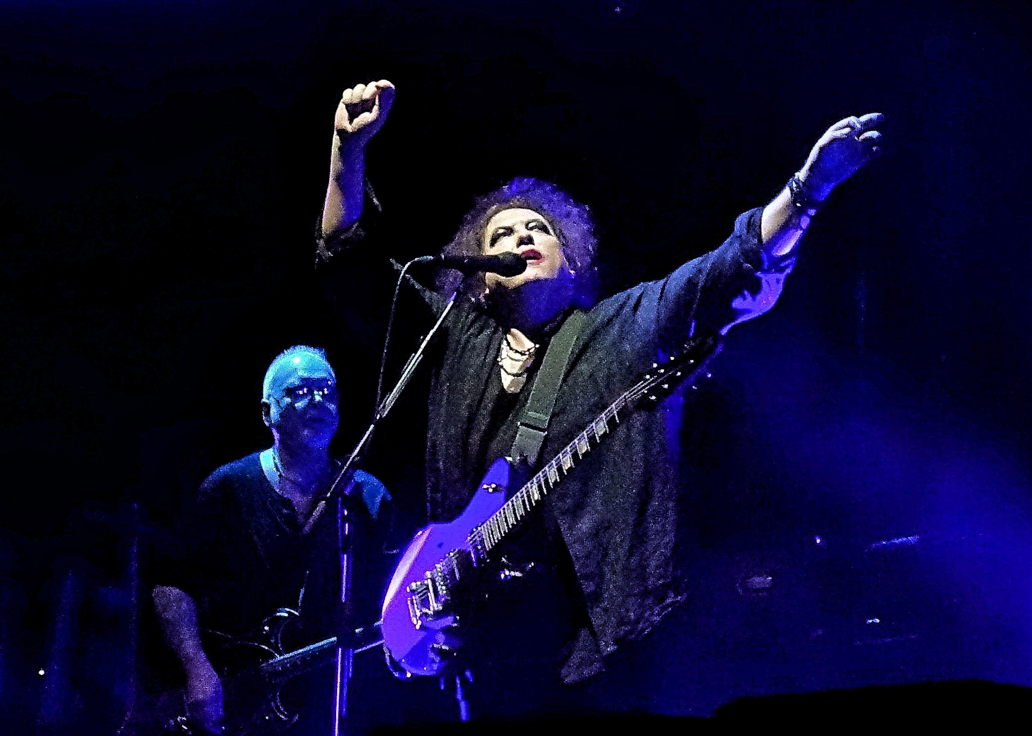 Pasadena daydream the Cure
