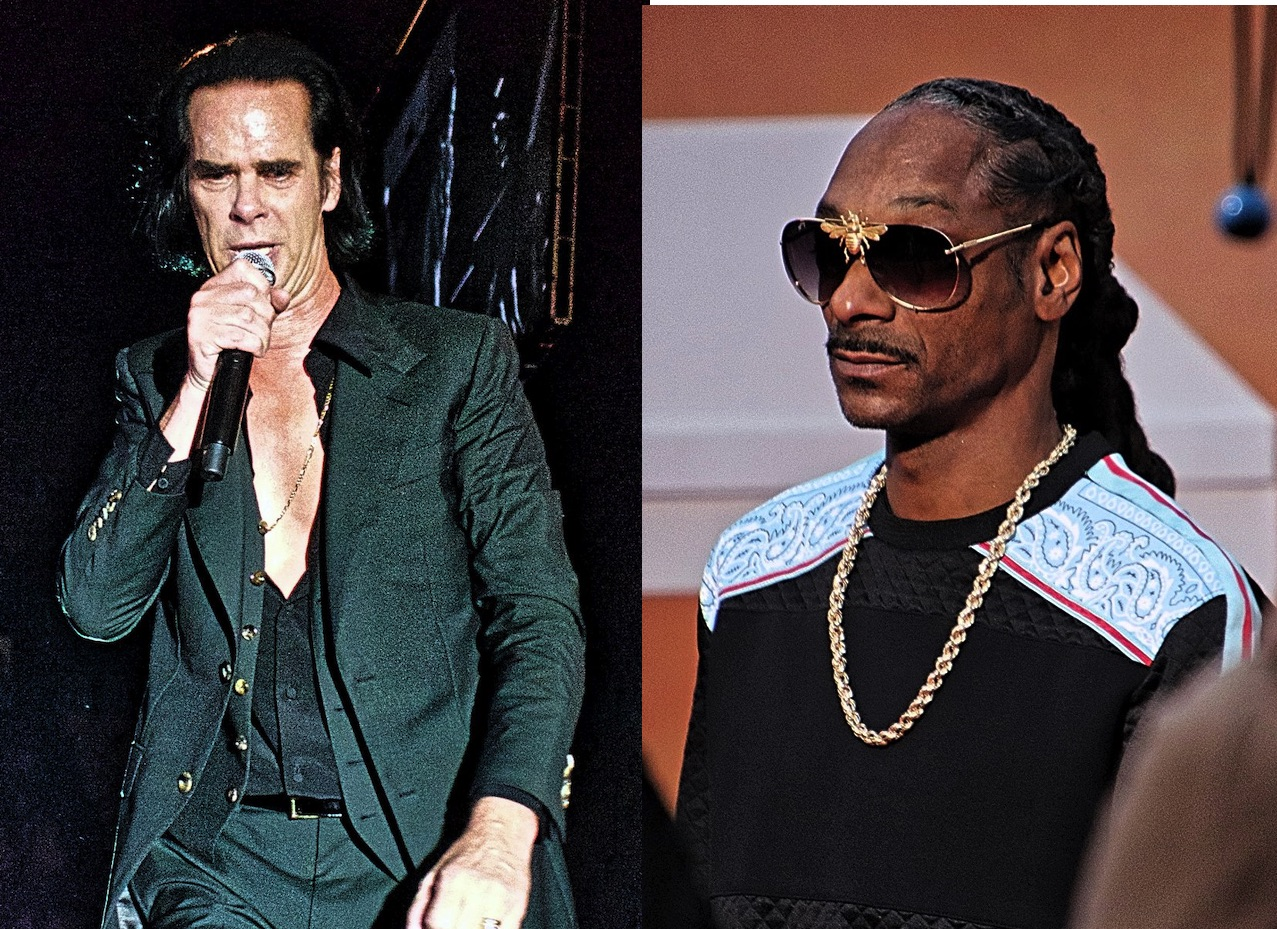 Snoop Dogg covers Nick Cave's