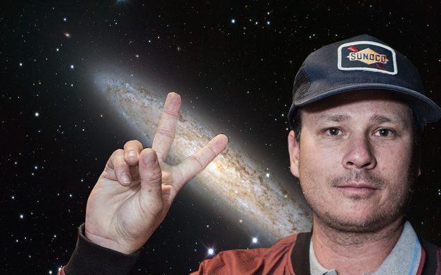 Tom Delonge UFO