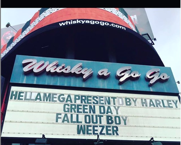 Green Day, Weezer And Fall Out Boy