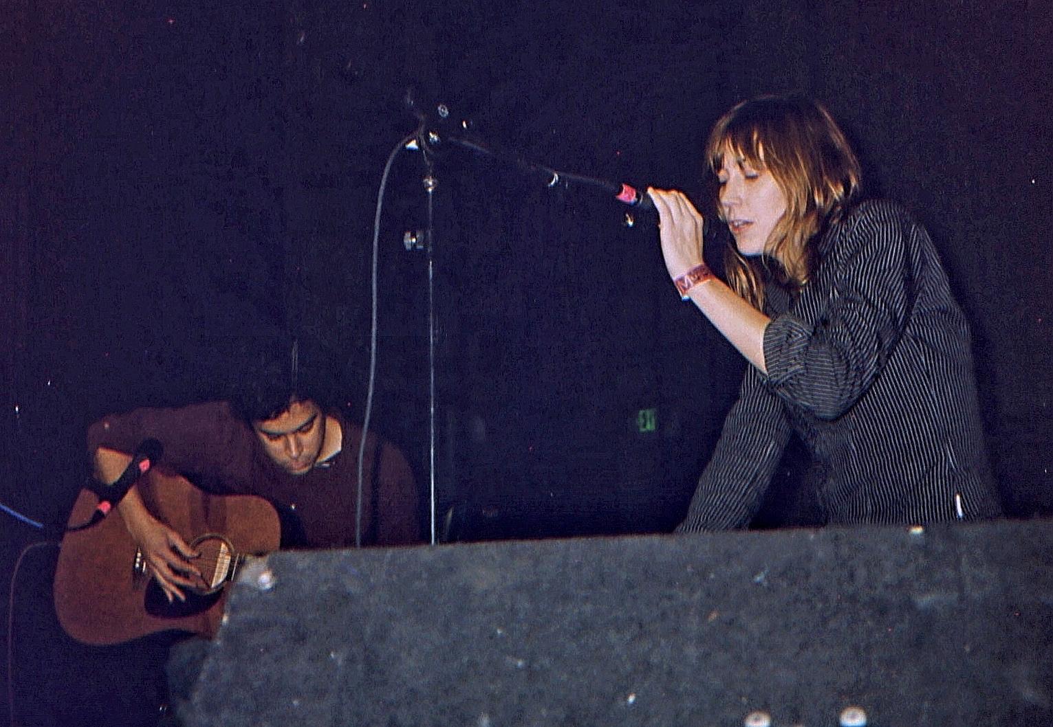 Elliott Smith Tribute Show