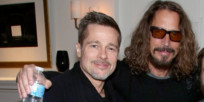 Chris Cornell Brad Pitt