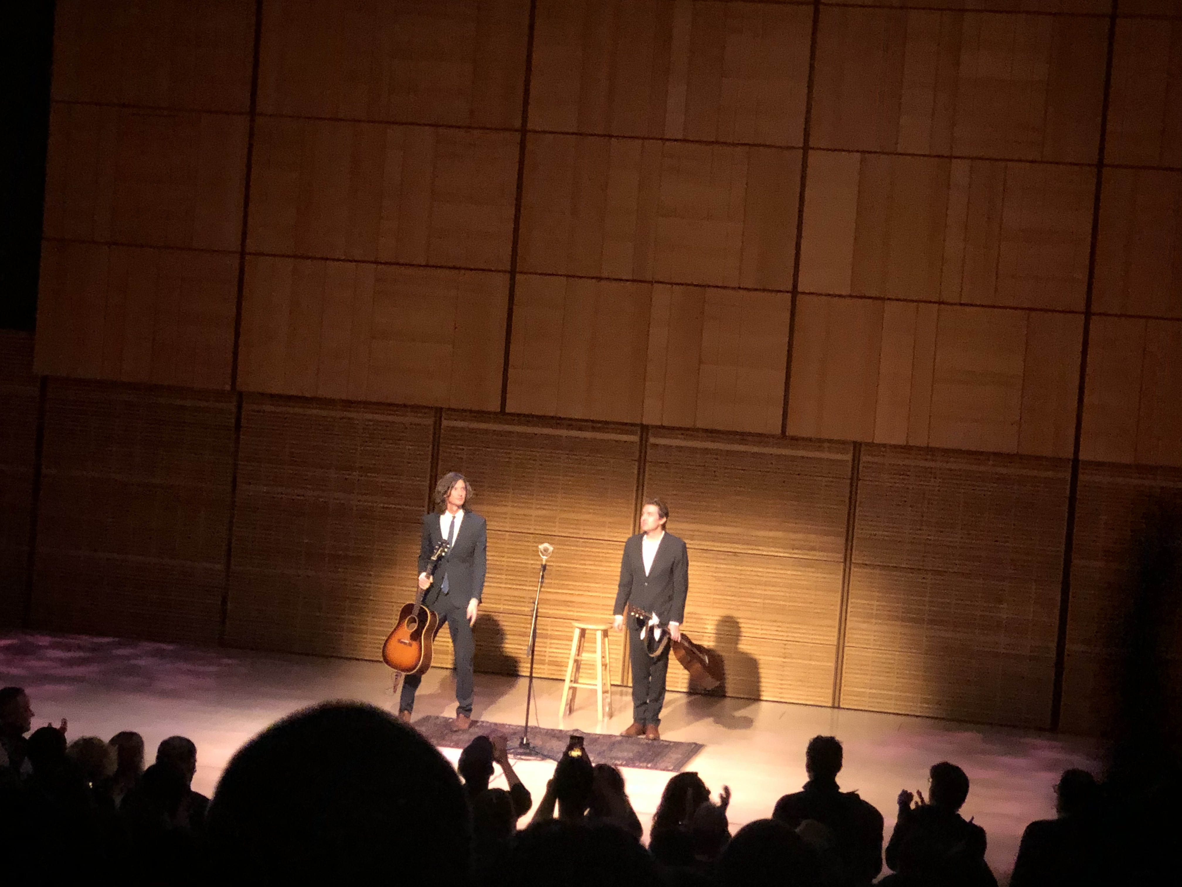 The Milk Carton Kids (Joey Ryan and Kenneth Pattengale), November 1st, 2019