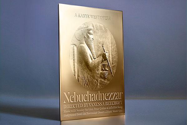 Nebuchadnezzar A Kanye West Opera