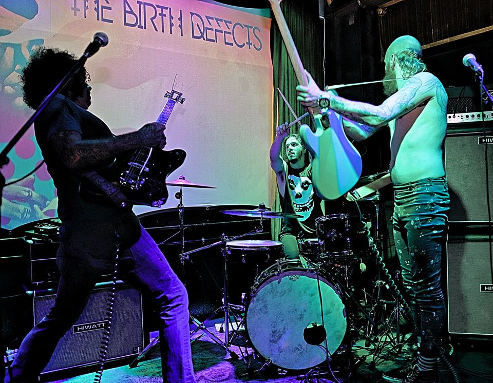 The Birth Defects at Gold Diggers