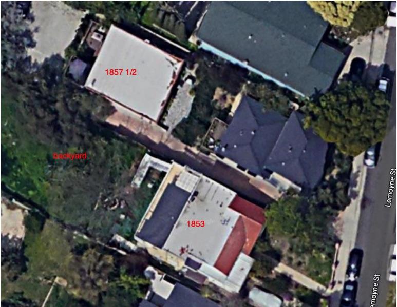 Jennifer Chiba's Next Door Neighbor