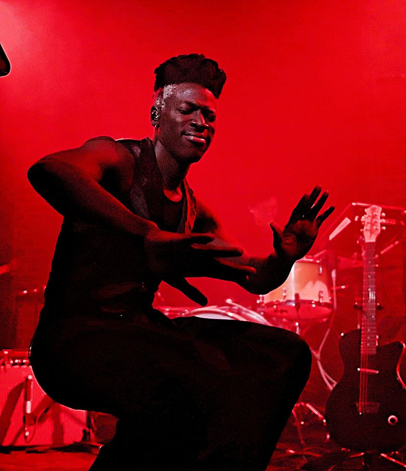 Moses Sumney At The Bootleg