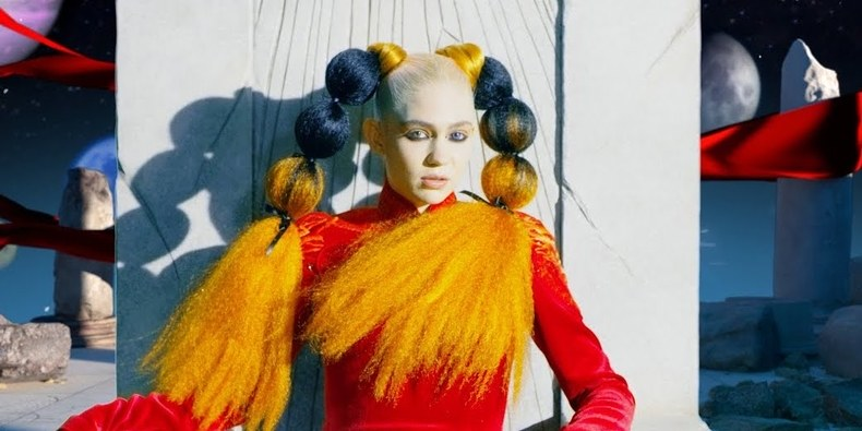 Grimes Shares 'Delete Forever'