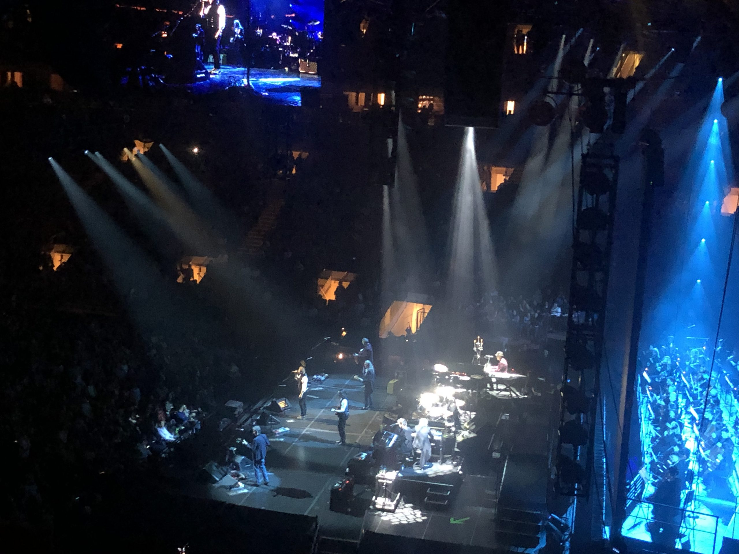 Eagles Perform Hotel California And Greatest Hits At Madison