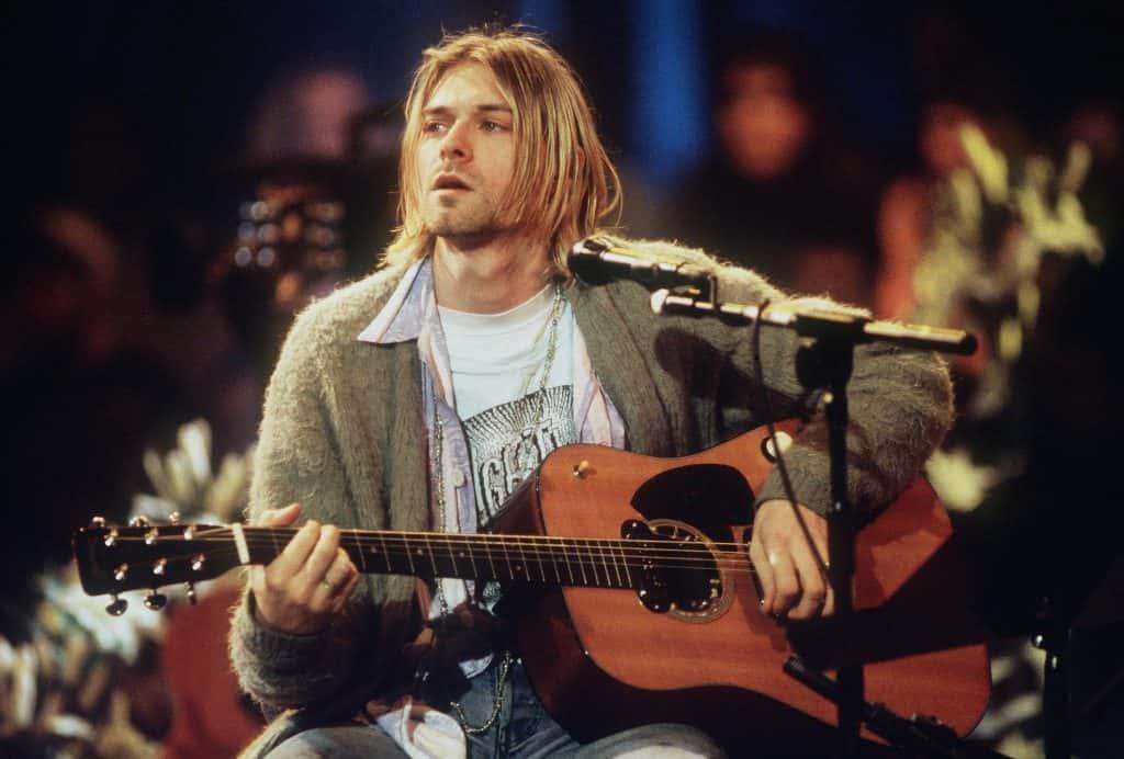Kurt Cobain's Case