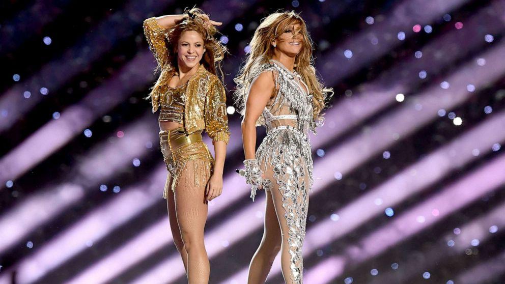 Shakira And J-Lo