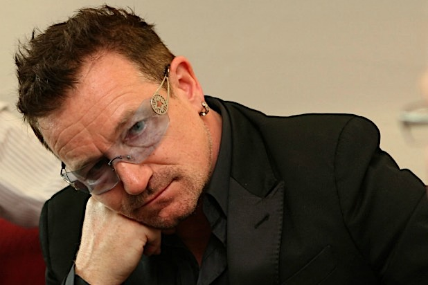 Bono posts a new song
