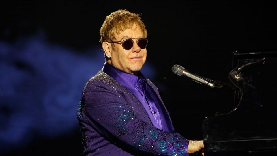 Elton John To Host 'Living Room Concert for America'