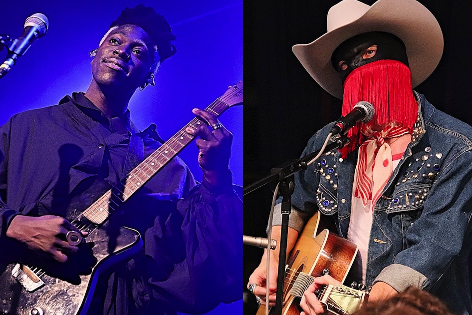 Moses Sumney And Orville Peck