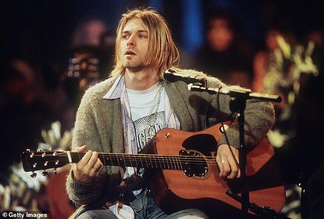 Kurt Cobain's Acoustic Guitar