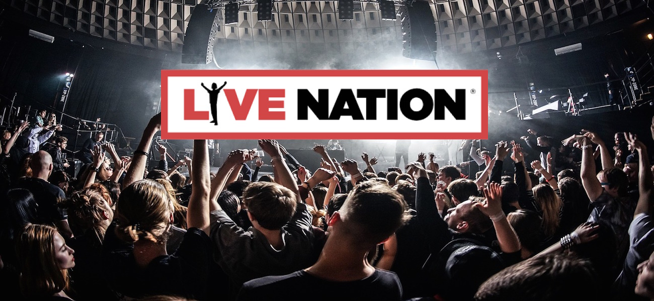 Live Nation alterations