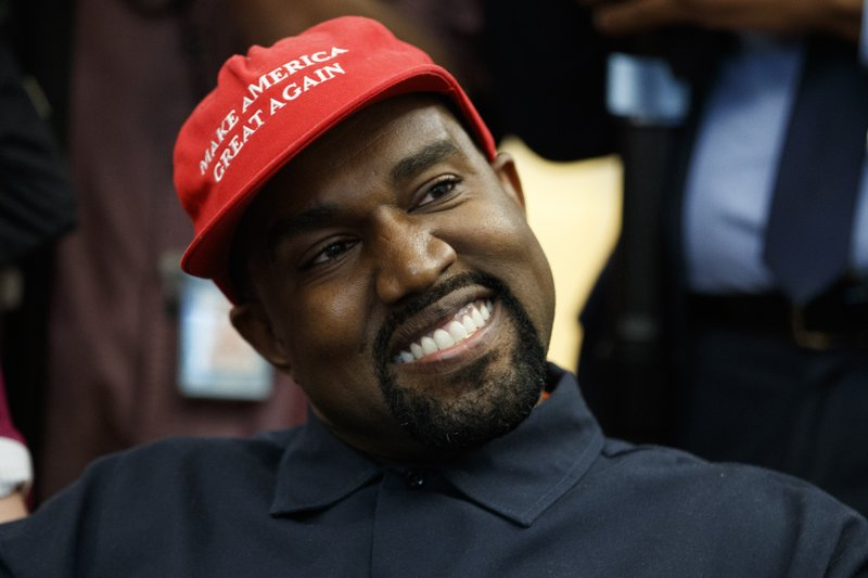 Kanye West Talked To Forbes