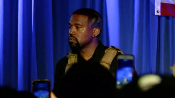 Kanye West's Disastrous Presidential Campaign