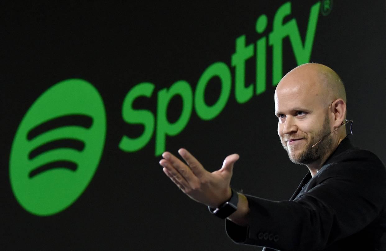CEO Of Spotify Daniel Ek