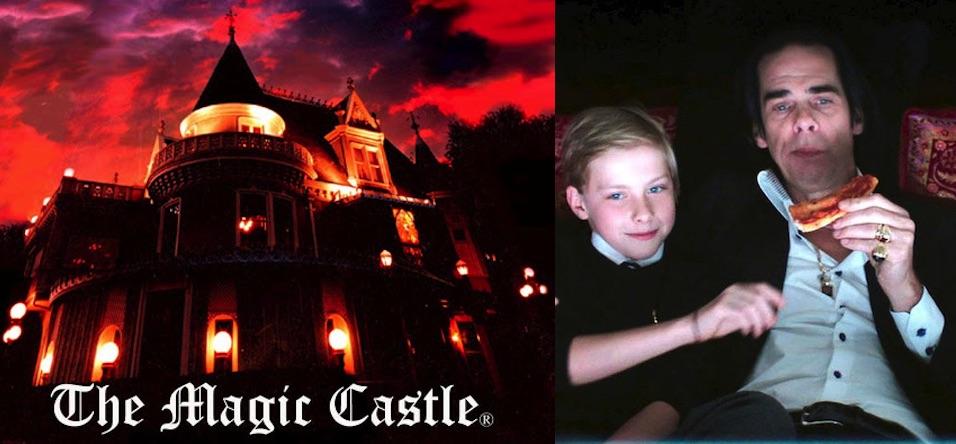 Nick Cave has still faith in magic
