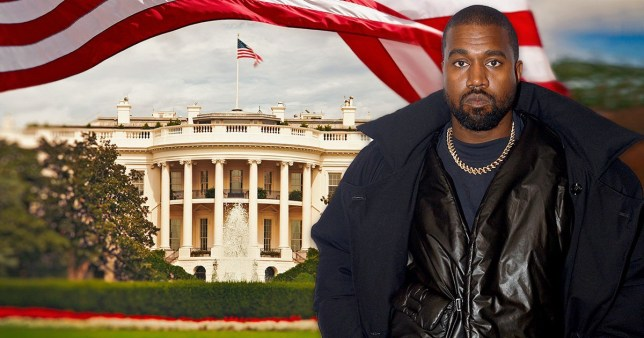 Kanye West Is Running For The AIP