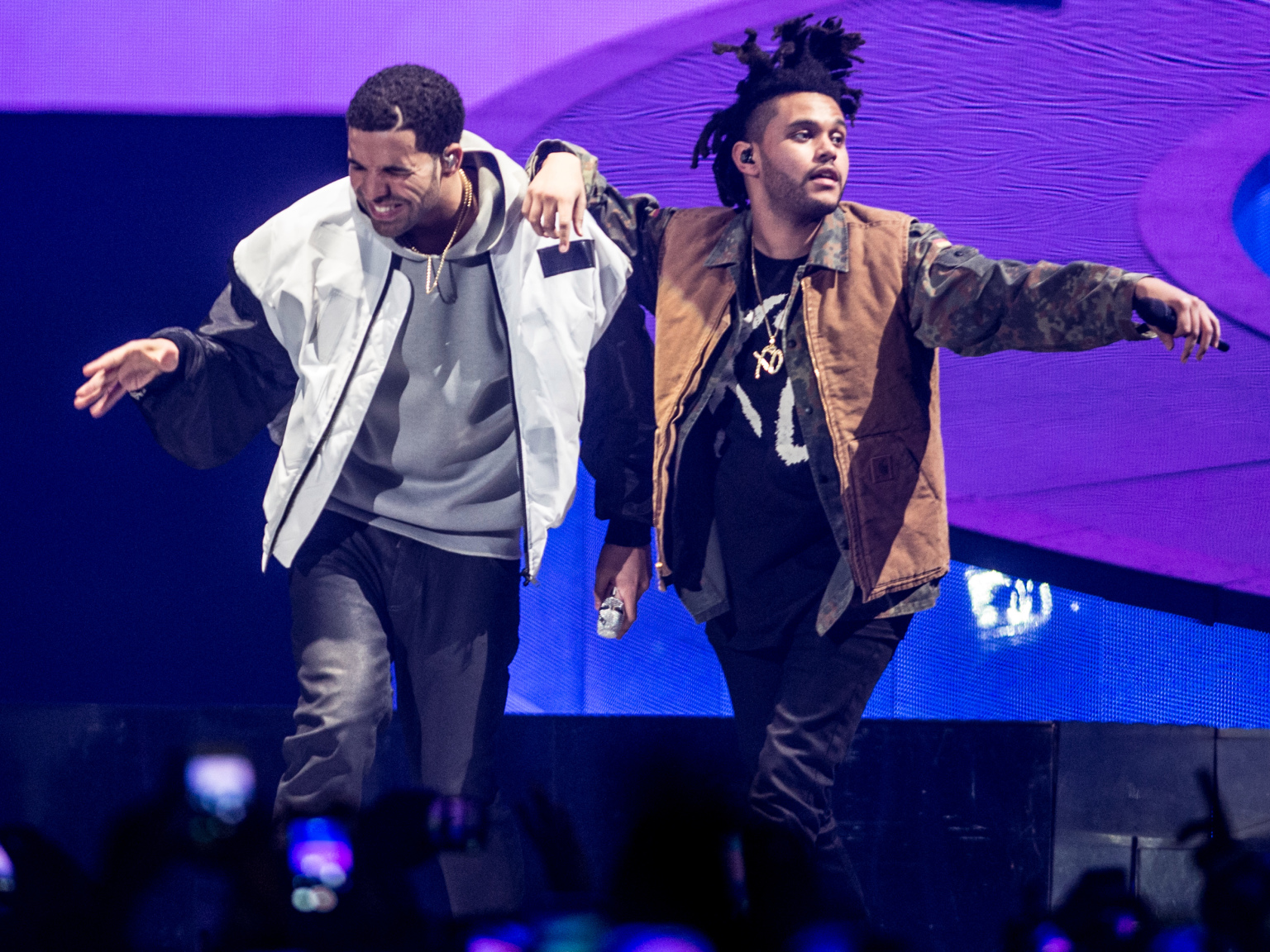 s There Any Difference Between The Weeknd And Donald Trump