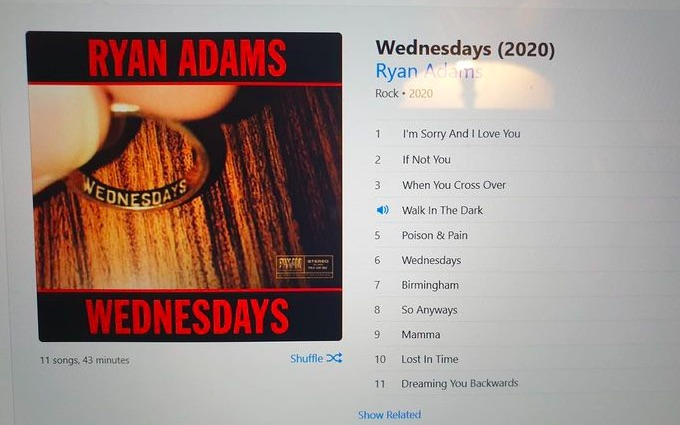 Is it really Ryan Adams' comeback?