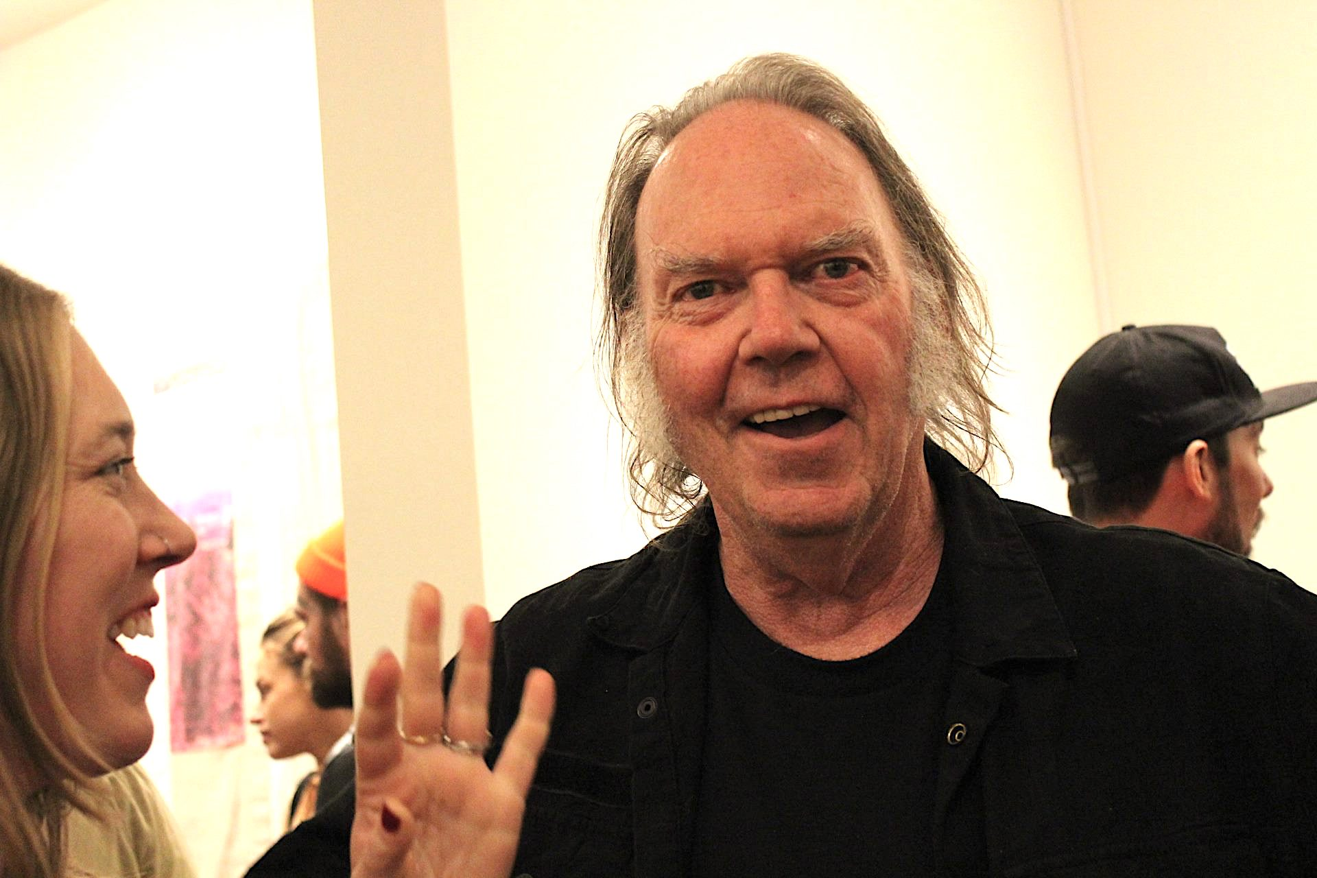 Neil Young Feels Empathy