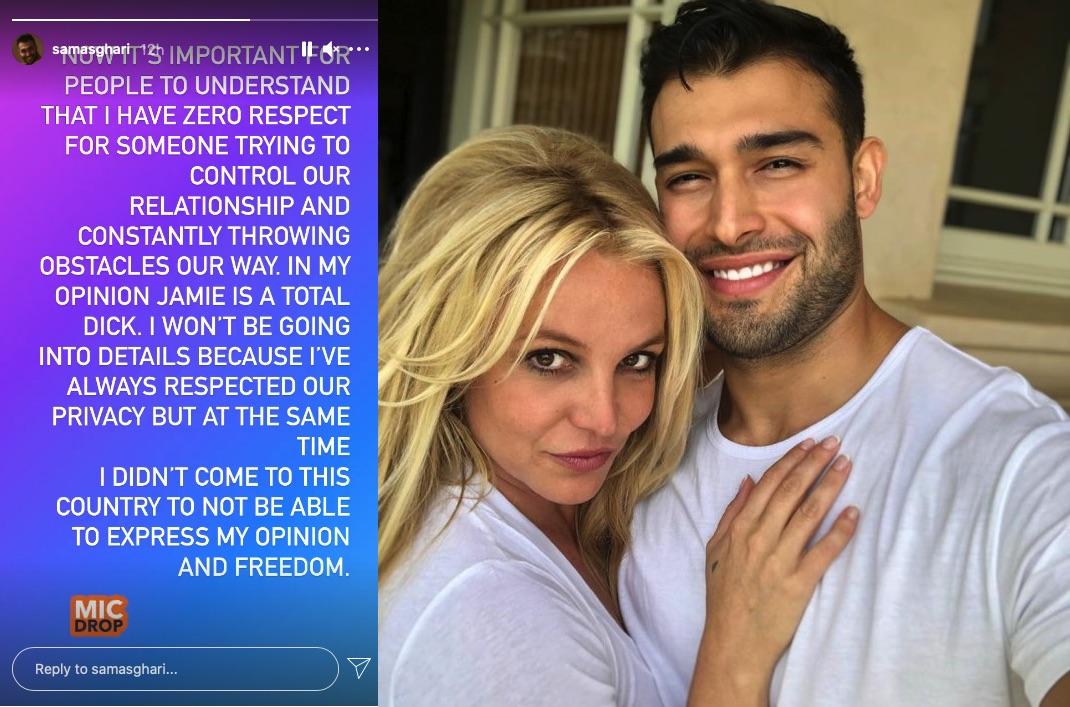 Britney Spears' Boyfriend