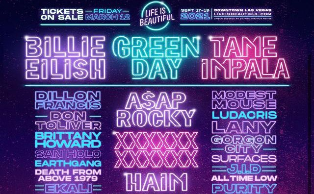 Life Is Beautiful Has Announces Its Lineup