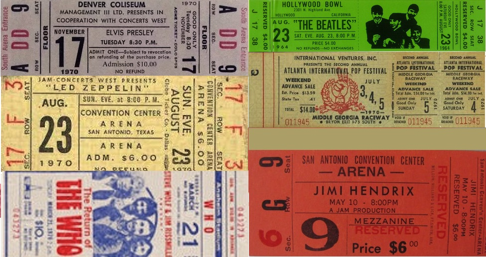 concert ticket prices