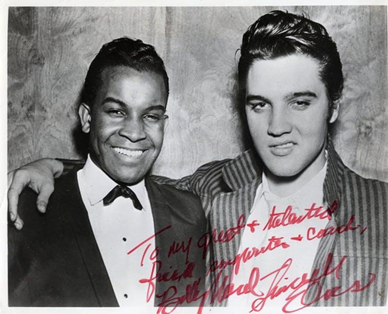 Quincy Jones Elvis Presley