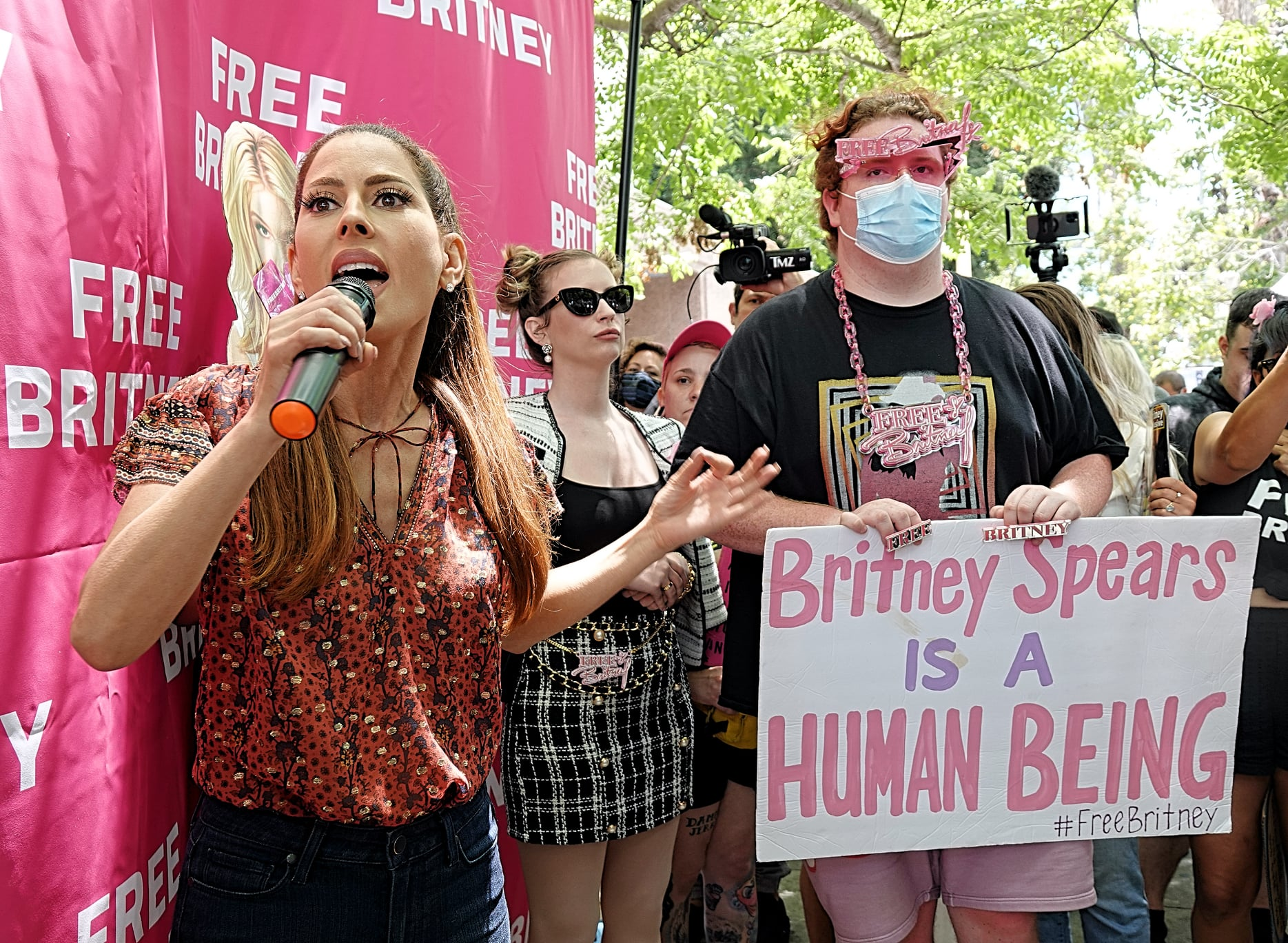 The #FreeBritney Movement