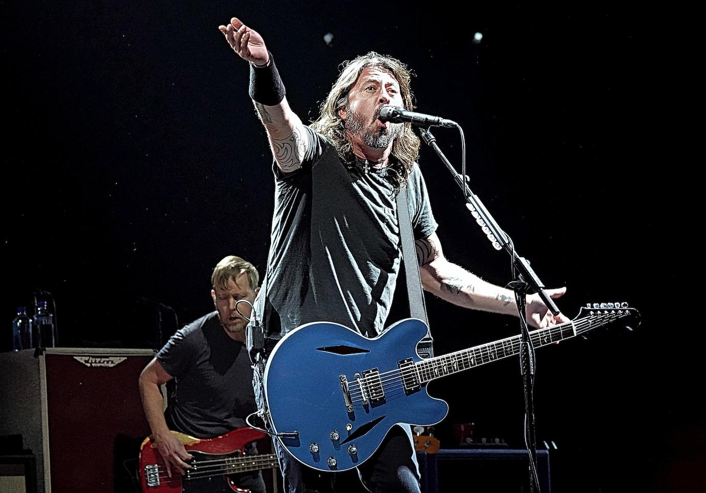 Foo Fighters have postponed