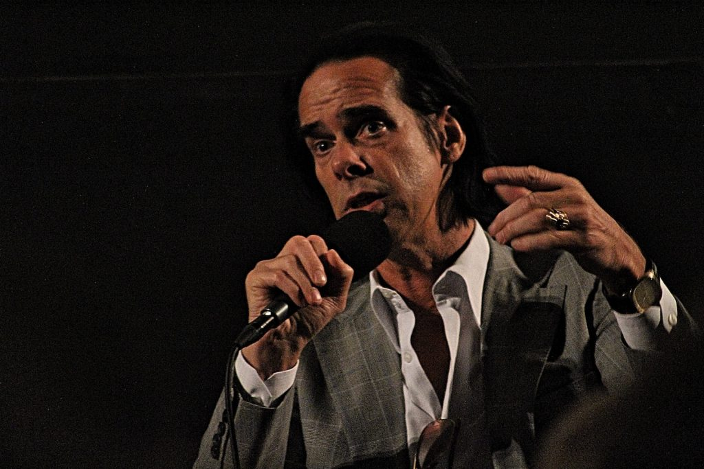 New Book By Nick Cave