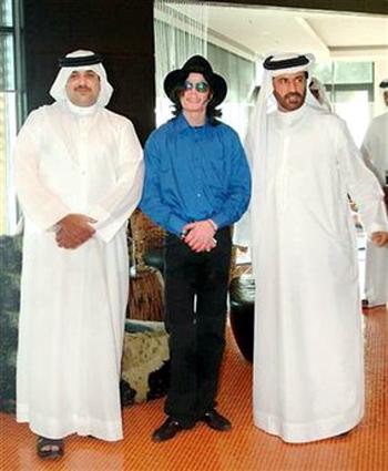 Michael Jackson's Bahrain lost songs
