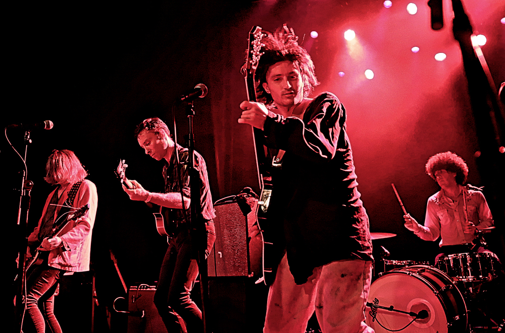 Black Lips at the Echo